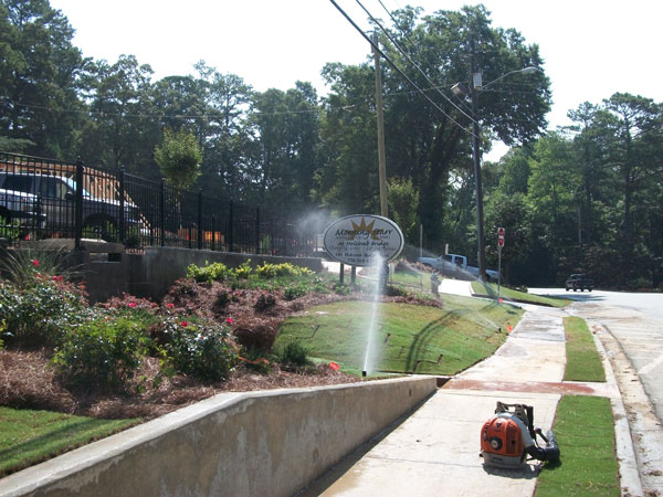 Irrigation Systems In Senoia Peachtree City Mcdonough