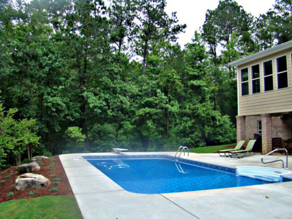 Install In Grounds Pools In Senoia Peachtree City
